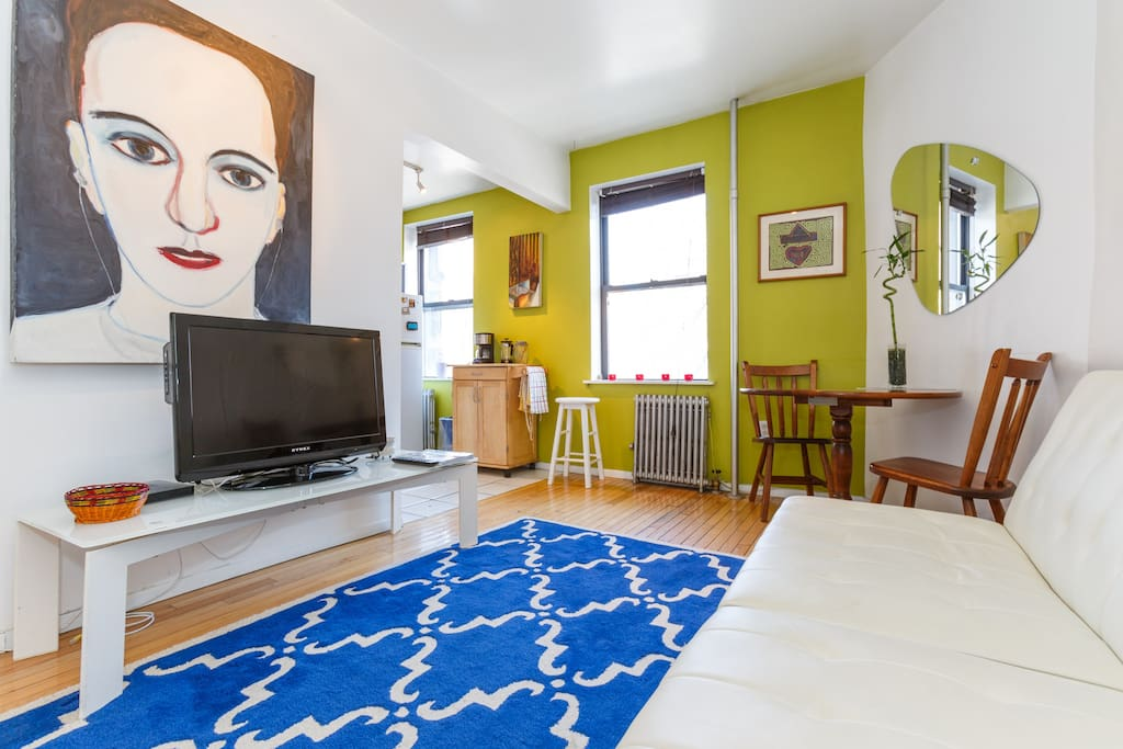 clean cozy east village pad apartments for rent in new york new
