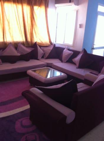 Appartment a 20m de la plage - Hammam Sousse - Apartment