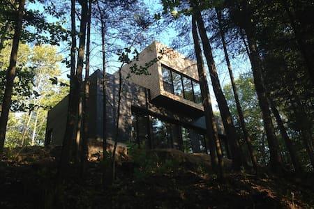 Lakefront cottage - CITQ 300975