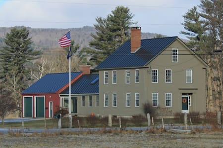 Dartmouth College Region Farm House - Orford