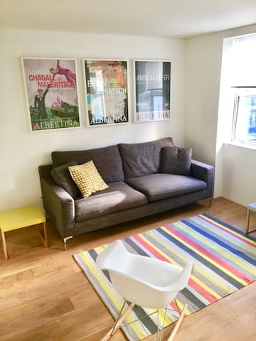 Modern Flat in Central London - Oxford Street