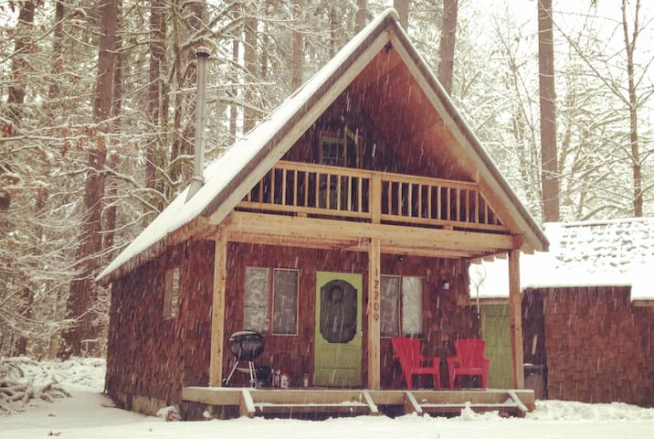 Green Door Cabin