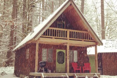 Green Door Cabin - Skykomish - Chatka