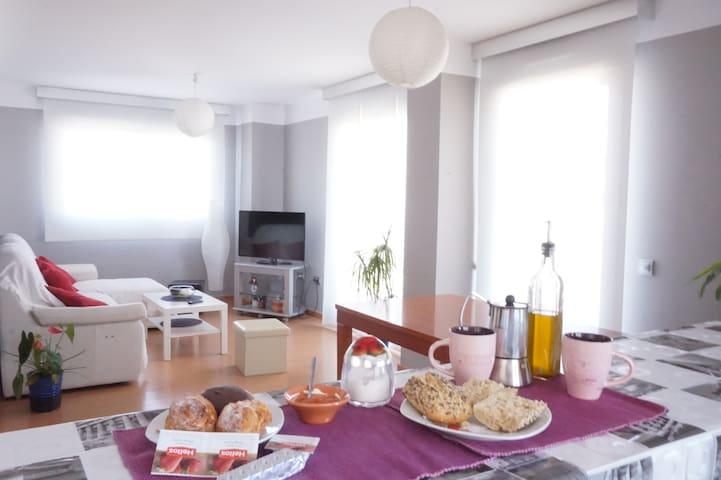 Bonita  habitación en piso nuevo. - Almería - Apartment