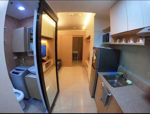 智能现代1卧室公寓