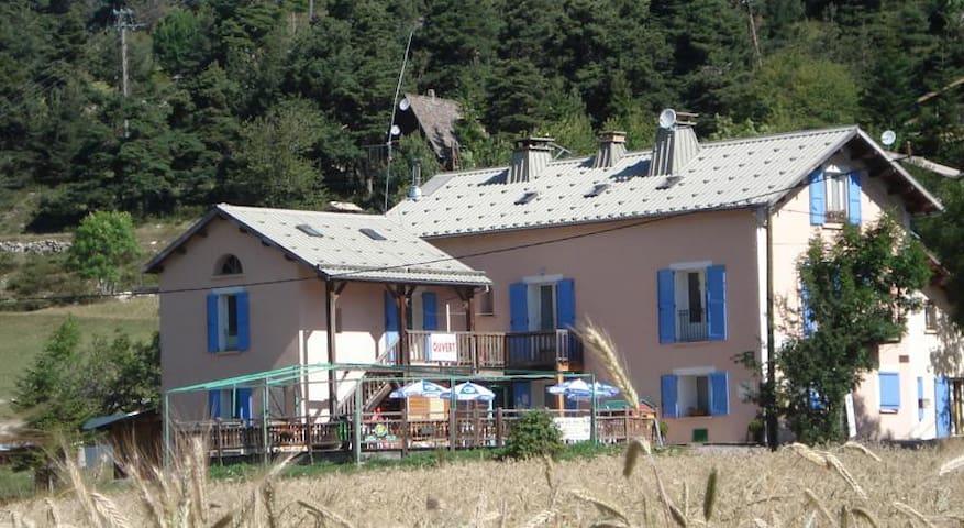 Gîte Colle Saint Michel - Thorame-Haute - Natuur/eco-lodge