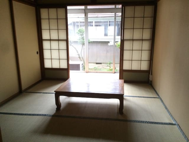 Private house for 800m to Toyama station - Toyama-shi