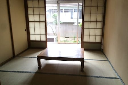 Private house for 800m to Toyama station - Toyama-shi - Huis