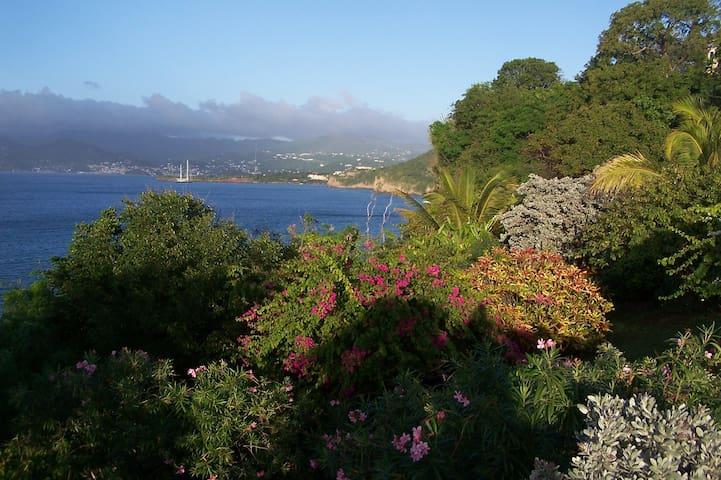 Grenada, spectacular views - GD - House