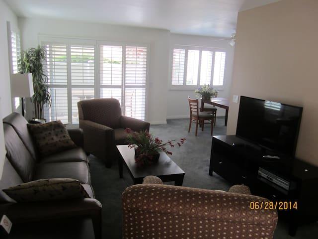 San Diego/Solana Beach, CA - Solana Beach - Apartamento