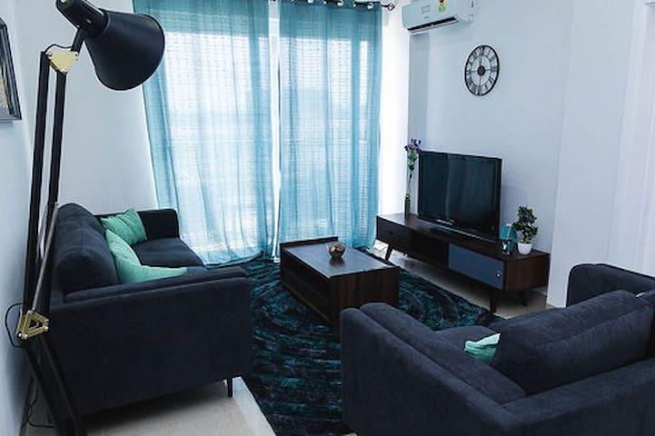 Luxury serviced apartment in the Osu/Ridge area