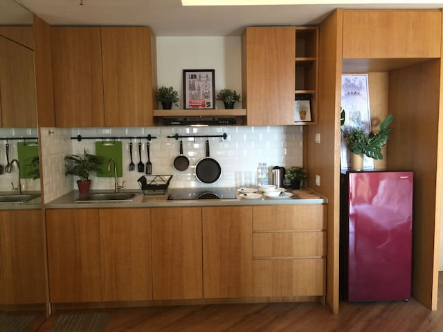 Moxie Guest Apartment at Gading Greenhill Apt.