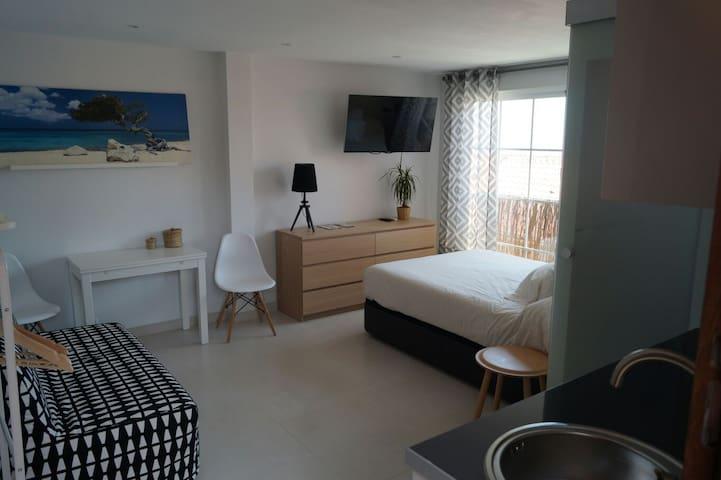 Apartamento Independiente con WiFi en Benalmádena