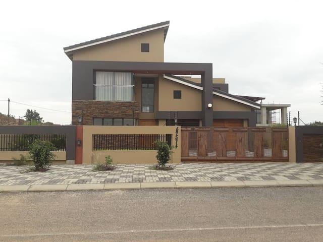 Malebeswa villas