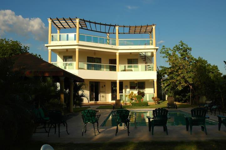Villa La Cotorra - Playa mia