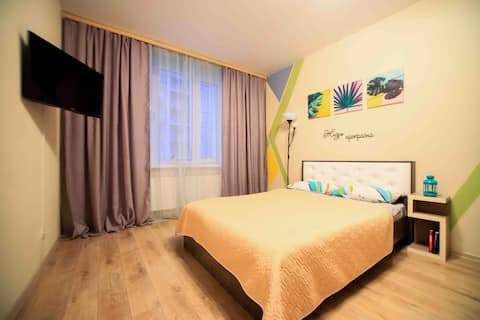 Комфортная квартира в доме бизнес класса