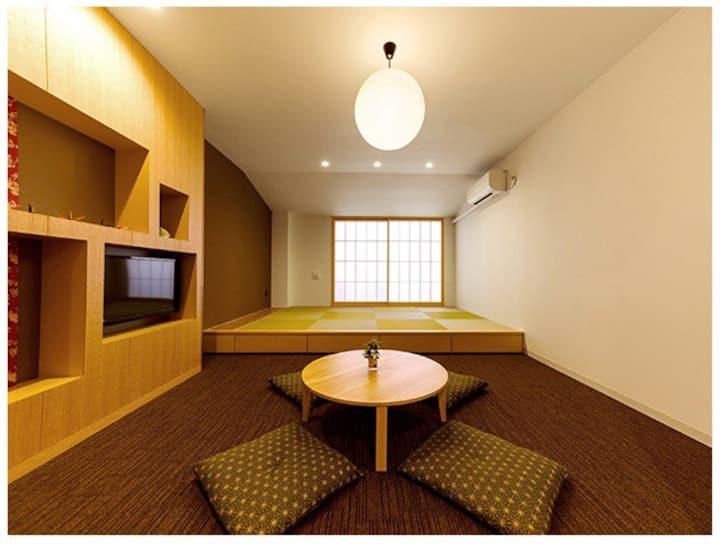 IRORI Japanese  Room