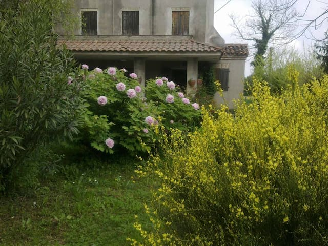 House for 4-5 near beaches & Venice - Santo Stino di Livenza - Haus