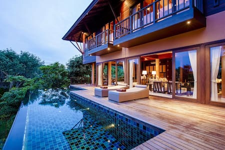 'Villa Lydia' Private Pool Villa - Ko Yao Noi - 별장/타운하우스