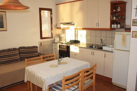 Apartment Kastel for 4 (a) - Stara Novalja - Apartment