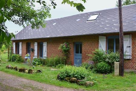 Sfeervol huis Franse Ardennen - Aubenton - 独立屋