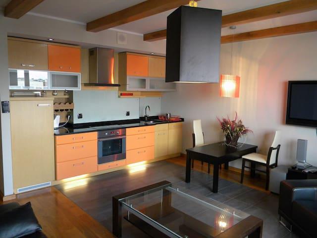 Luksusowy Wygodny Apartament - 58m  - Poznań - Apartamento