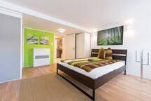 Schönes Apartm. nähe Frankfurt City