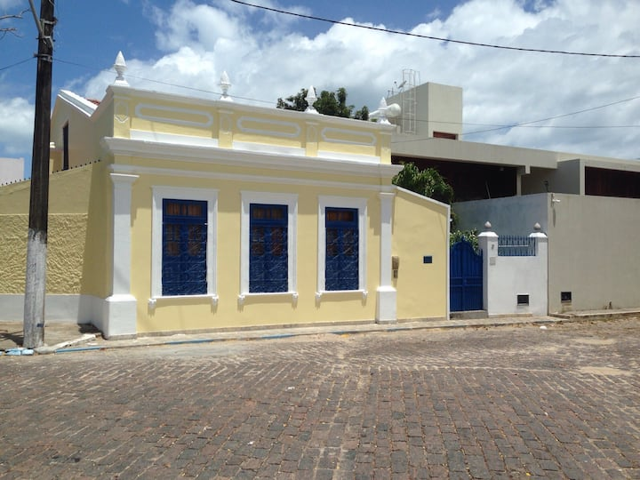 Casa Charmosa Localização Especial