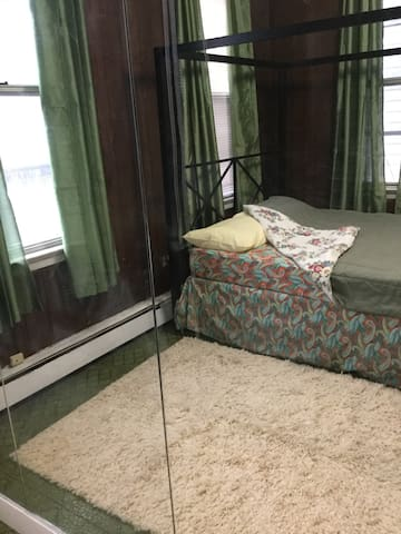Private Room $56 Near Ferry, Bus, Shop, Eateries.