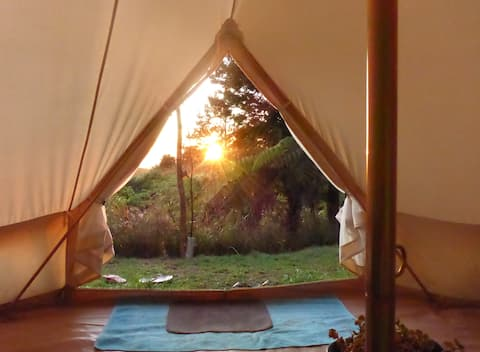 Sunrise Tipi