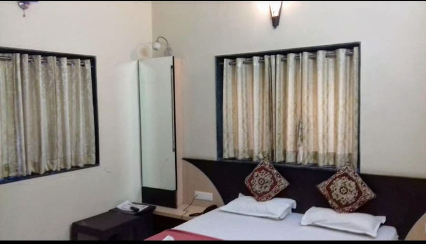 Panchgani cottage: Non AC deluxe