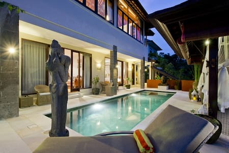 Family Friendly Villa Private Pool Sahaja 7 - Tabanan