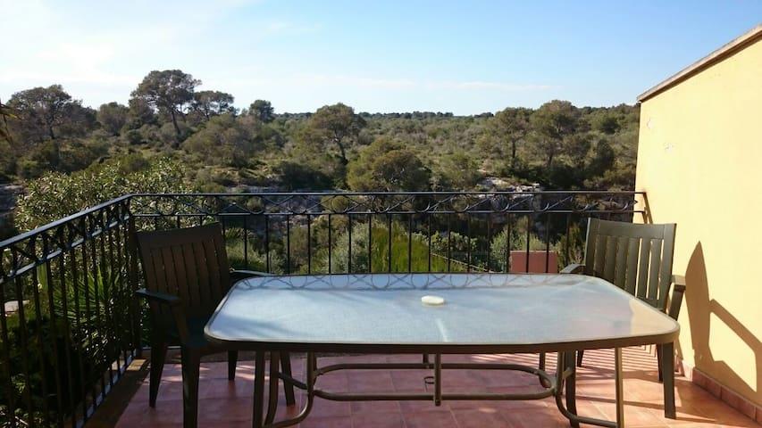 Apto. con impresionantes vistas - Llucmajor - Apartment