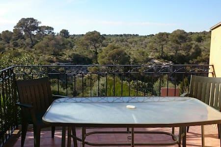 Apto. con impresionantes vistas - Ллукмайор - Квартира