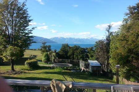 lake vista with calm - Lake Hawea - Bed & Breakfast