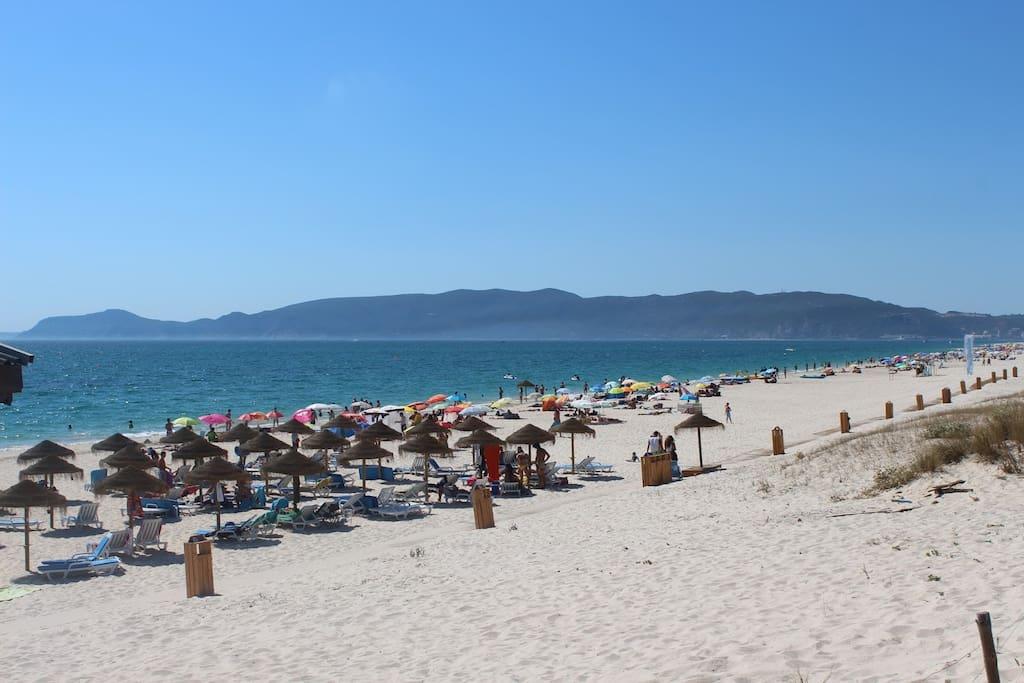 Soltroia beach