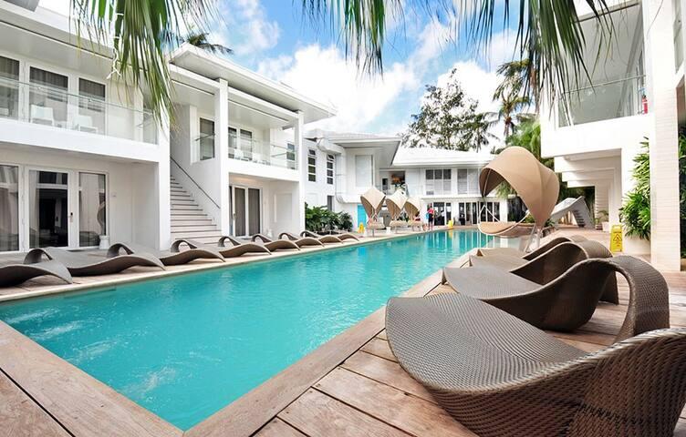 Boracay Beachfront - 5 Star Hotel - Malay - Oda + Kahvaltı