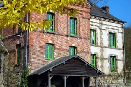 Le Petit Moulin - Le Bec-Hellouin
