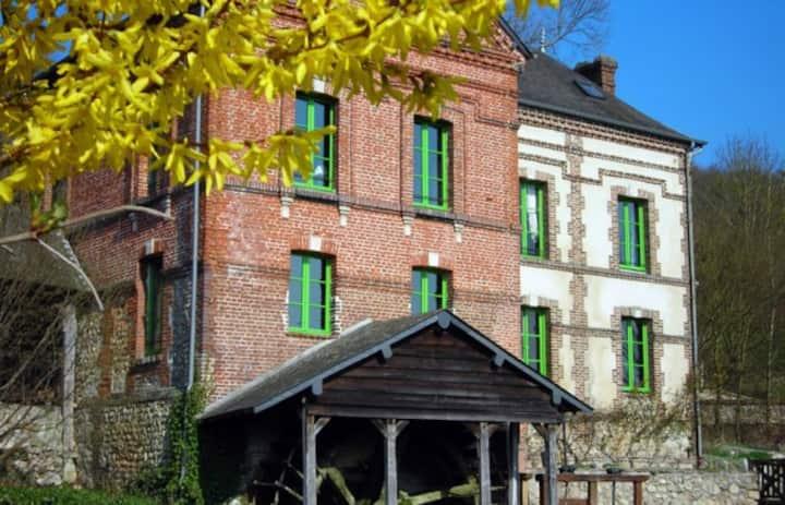 Le Petit Moulin