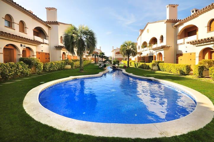 Costa Brava: Beach & Pool & Family  - Calonge - Huis