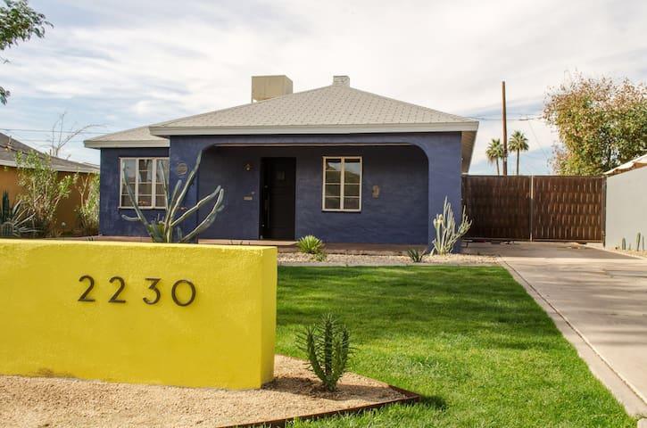 Lovely 1939 Bungalow in Coronado! - Phoenix - Casa