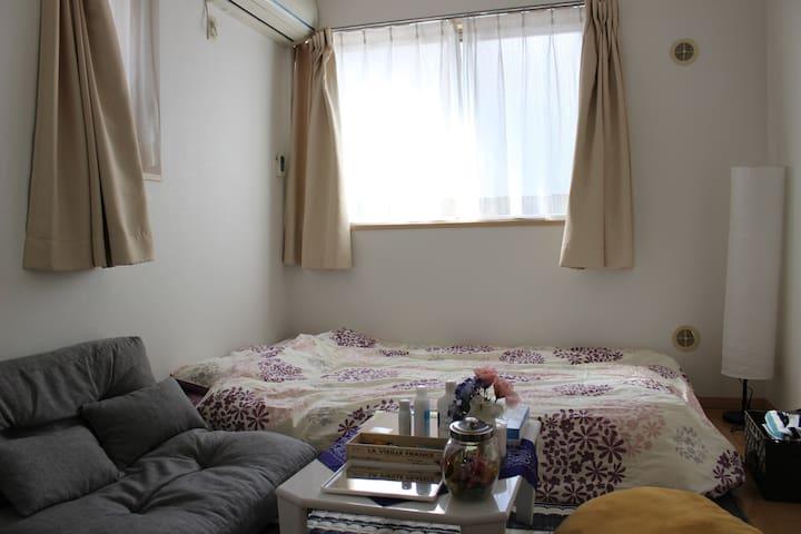 7mins to Shibuya cozy room - Meguro-ku - Apartment