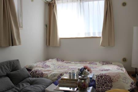 7mins to Shibuya cozy room - Meguro-ku - Квартира