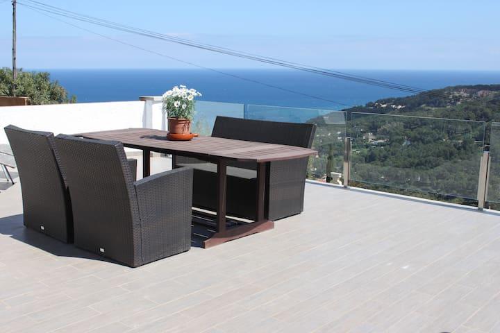 Costa Brava rodeada de tranquilidad - Begur - Hus