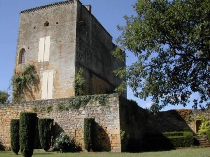 Superbe château médiéval à louer