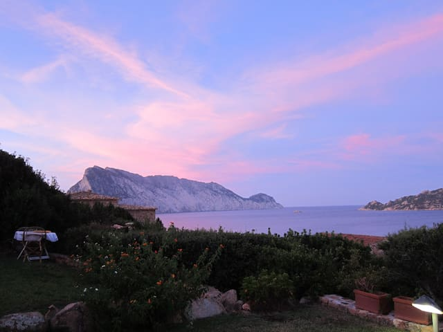 STUNNING  & BREATHLESS SEA VIEW! - Punta Molara, San Teodoro - Hus
