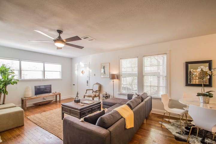 Beautiful Home in the Heart of East Austin