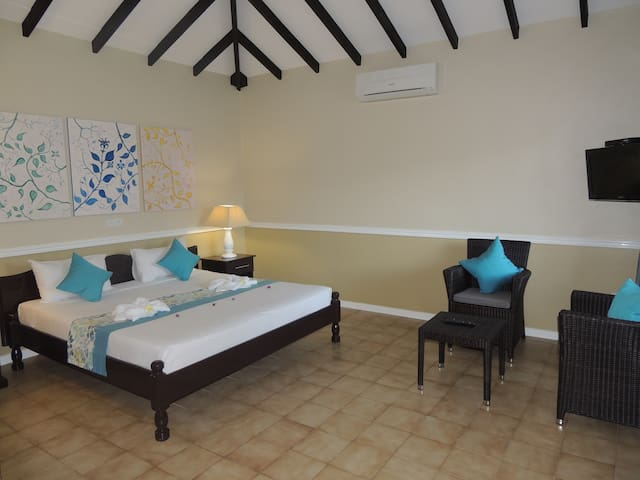 Cosy Cottage near Airport - Seychelles - Bed & Breakfast
