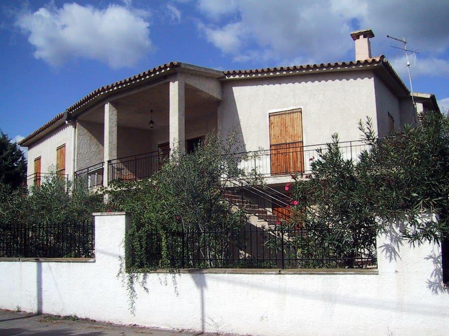 Appartamento 8 posti letto in villa 8 pax appartamenti for Case affitto porto ottiolu sardegna