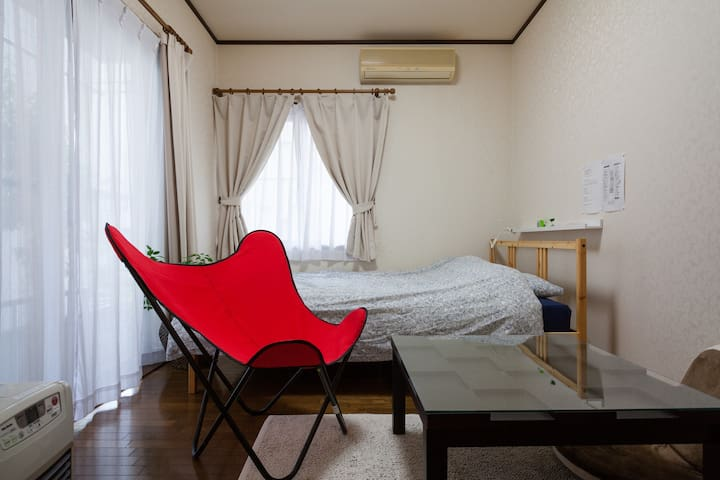 Sweet place to enjoy daily life in Japan/free WiFi - Kawasaki-shi - House